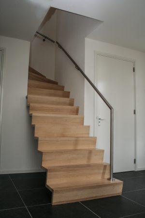 Z trappen