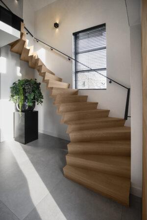 Moderne Trappen